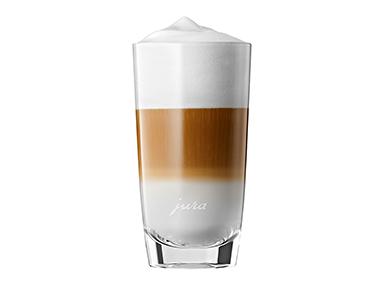 Exkluzivní sklo na latte JURA