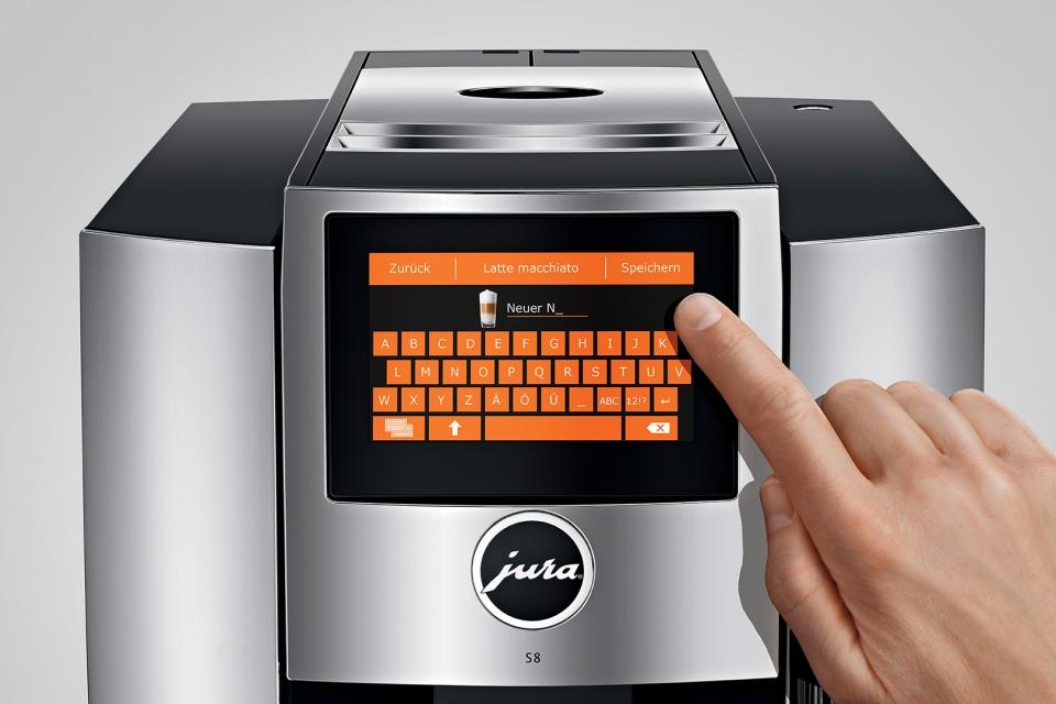JURA S8 Chrome