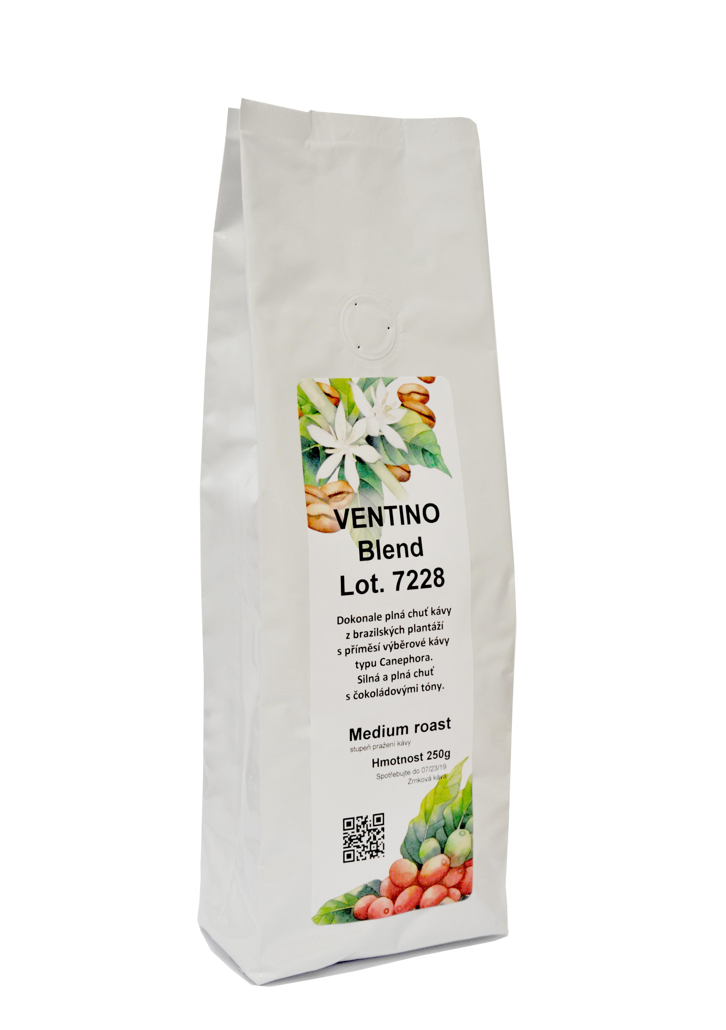 Káva Ventino 250g