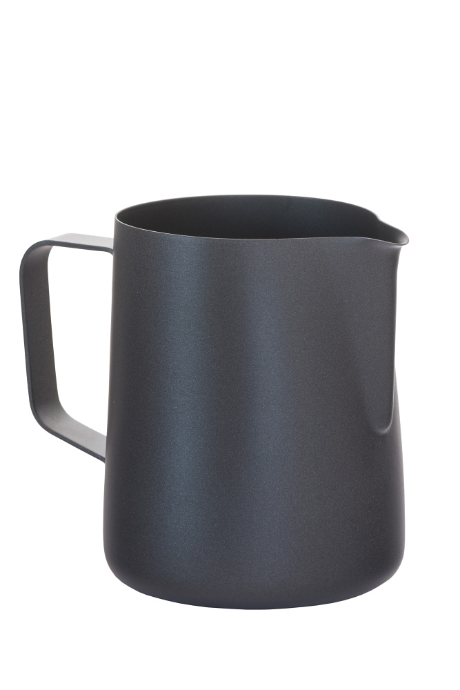Konvička na mléko - černá
