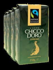 CHICCO D ORO FairTrade 3+1
