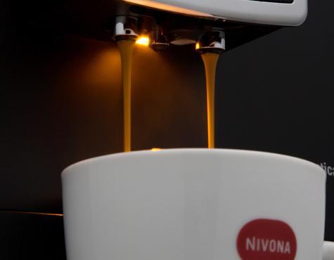Nivona CafeRomatica 838