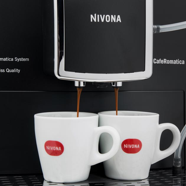 NICR 841 - dva šálky naráz i u mléčných nápojů