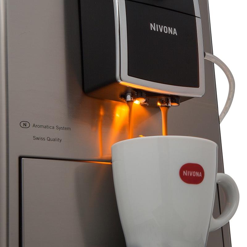 NICR 859 - Tři aroma profily pro maximální aroma a přesnou  intenzitu.