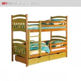 B404 Matýsek- patrová postel