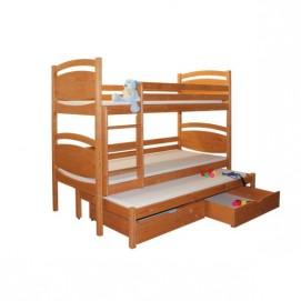 DAVÍDEK B409 patrová postel