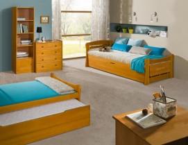 PATRYK 2 postel s přistýlkou