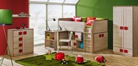 GUMI modulová sestava do dětské pokoje