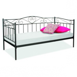 BIRMA kovová postel