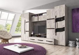 SAN MARINO obývací stěna
