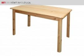 B 141 Cyril dřevěný jídelní stůl