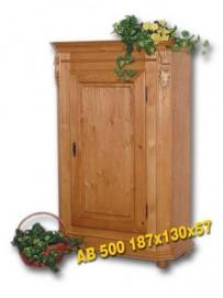 AB500 šatní skříň