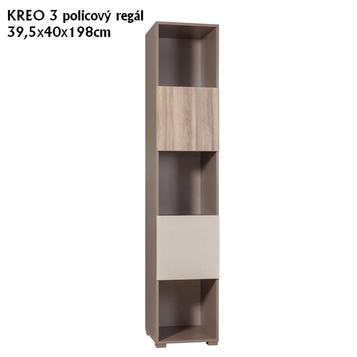 KREO modulová obývací stěna
