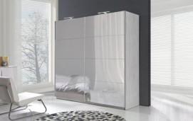 DIONE šatní skříň s osvětlením