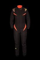 černá/oranžová 4