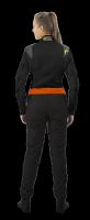 černá/oranžová 2