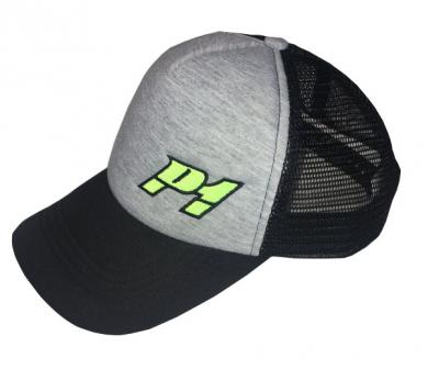 P1 Trucker cap full logo