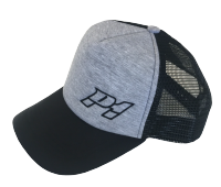 P1 Trucker cap line logo