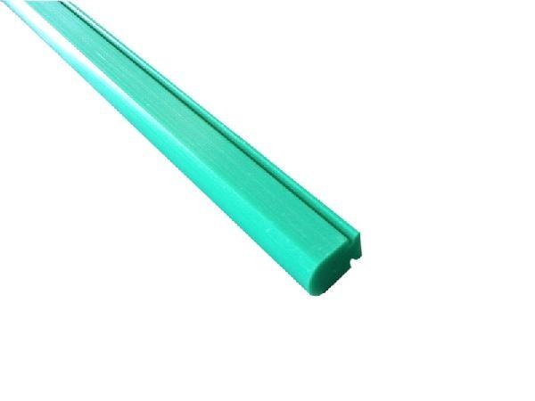 Lišta kluzná, délka 3m, výška 21 mm (cena za bm); 3 bm = 1 ks; možná objednávka pouze celého kusu!