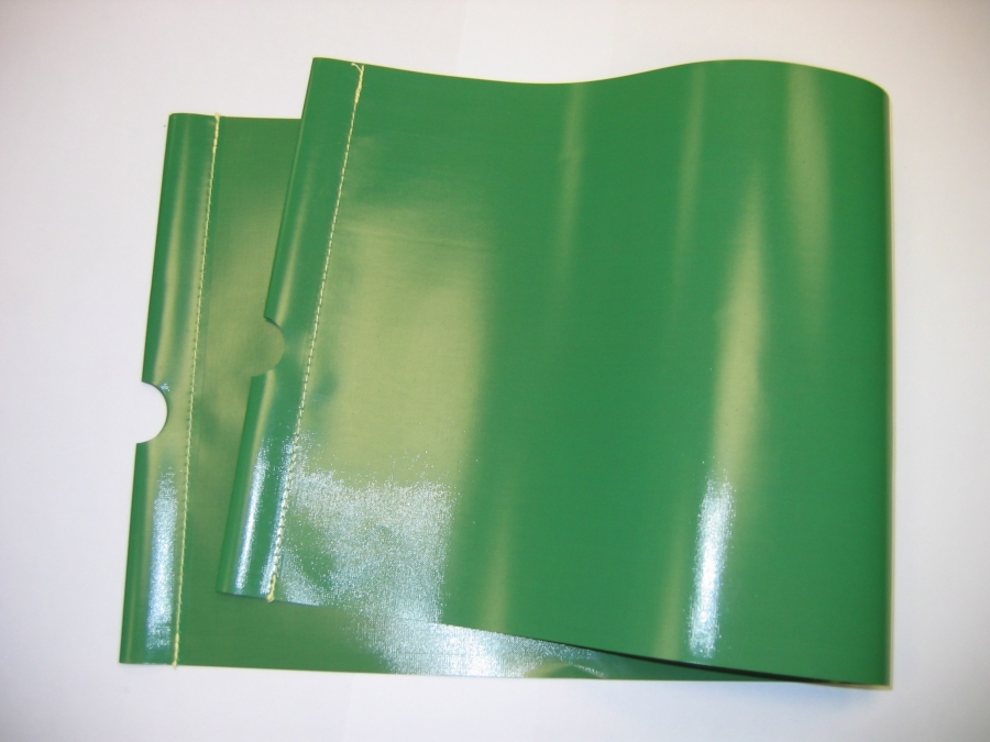 Teflon 230x584 mm zelený (AKS 6105, 1605, 6410)