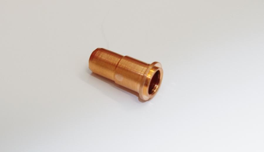 Tryska (hubice řezací) dlouhá D. 0,9