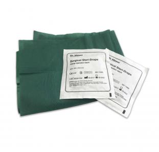 Chirurgická sterilní ústenka/rouška Dr. Mayer