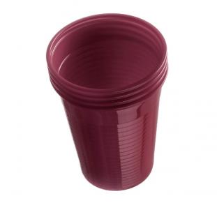 Plastové kelímky Dr. Mayer vínové