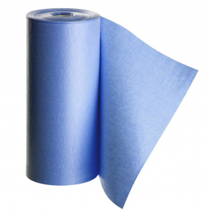 Dentální ochranné zástěry v roli modré