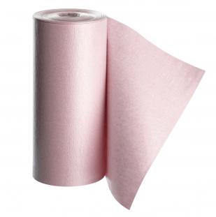 Dentální ochranné zástěry v roli růžové