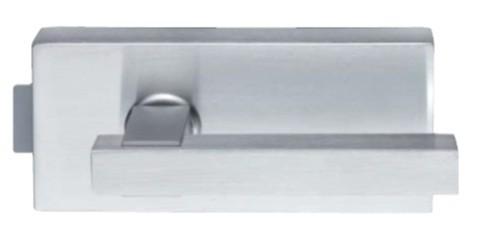 Zámek LIBRA matný chrom (V-720/CS )