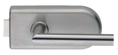 Zámek ECONOMY PZ/stříbrný hliník (V-200 ECO PZ/AN)
