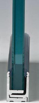 Lišta PROFIX 2130 matný hliník (PROFIX 2130/97)