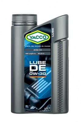 YACCO LUBE DE 0W30