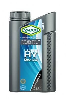 YACCO LUBE HY 0W20