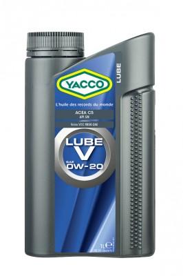 YACCO LUBE V 0W20