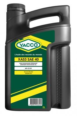 YACCO XAS3 SAE 40