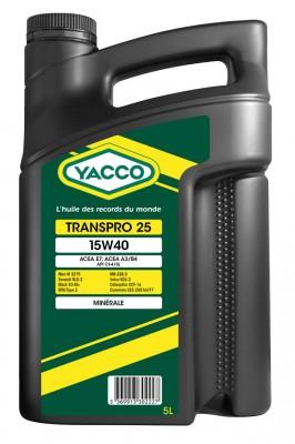 YACCO TRANSPRO 25 15W40