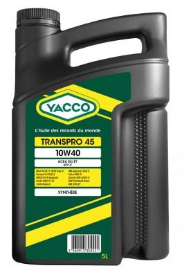 YACCO TRANSPRO 45 10W40 - TBN 16