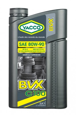 YACCO BVX C 100 80W90