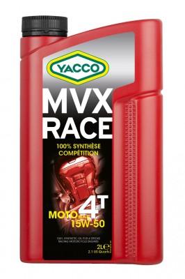 YACCO MVX RACE 4T 15W50