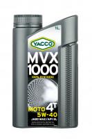 YACCO MVX 1000 4T 5W40