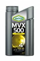 YACCO MVX 500 4T 10W40