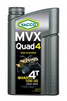 YACCO MVX QUAD 4T 10W40