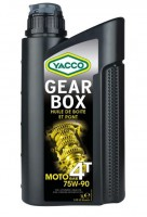 YACCO GEARBOX 4T - SAE 75W90