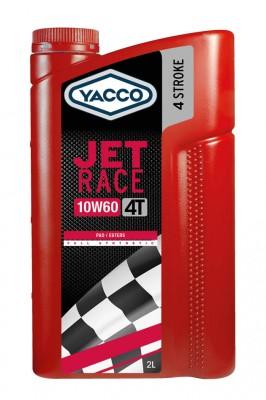 YACCO JET RACE 4T 10W60