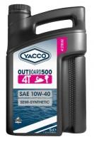 YACCO OUTBOARD 500 4T 10W40