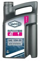 YACCO OUTBOARD 500 4T 10W30