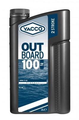 YACCO OUTBOARD 100 2T