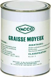 YACCO GRAISSE MOYEUX
