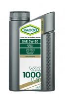 YACCO VX 1000 LL III 5W30